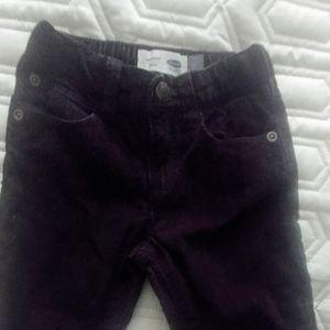 Old Navy Corduroy Pants 2T